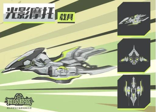 新载具爆料丨未来科技与现代技术结合,摩托车也能快到起飞?