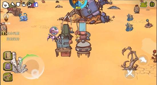 外太空版《饥荒》?《异星传奇》,在外太空考验生存能力的游戏