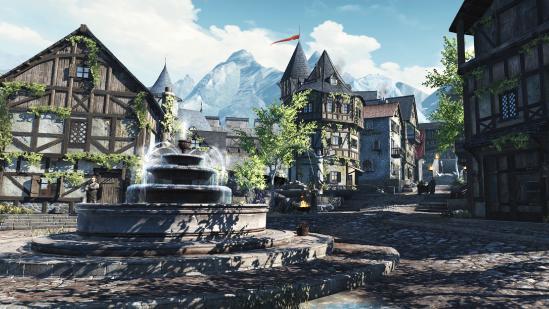 《上古卷轴:刀锋战士》重建被摧毁的家乡