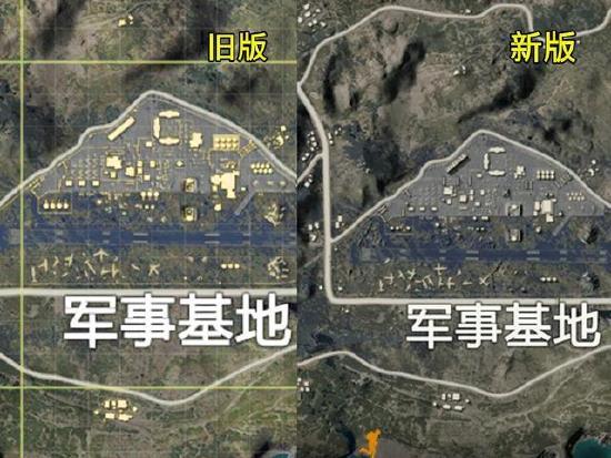 """""""吃鸡""""新海岛2.0预计于5月中旬测试,官方社区已更新海岛预览图"""