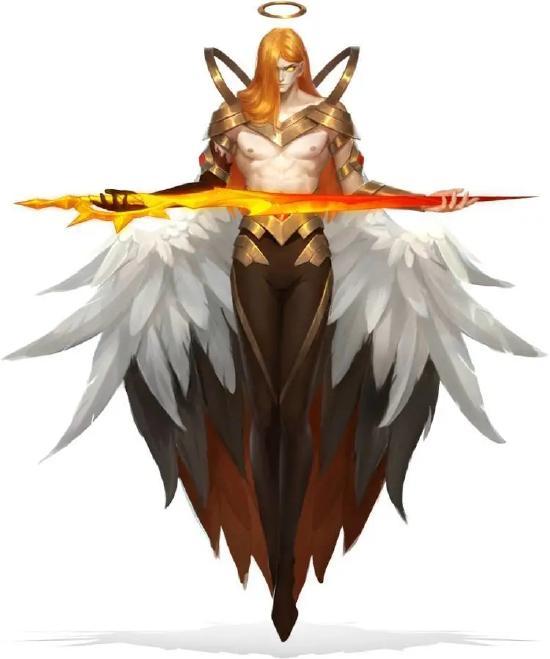 戰歌棋友會 | 天使篇:神之臂膀上帝左手,地獄烈焰予以神裁!