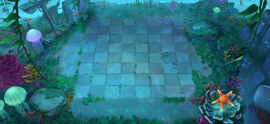 战歌竞技场方寸棋盘为天地 带你领略棋盘创作的前世今生