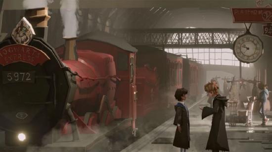 你想分到哪个学院?《哈利波特:魔法觉醒》将于5月29日开测!