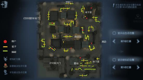 再探小镇之谜!《第五人格》全新永眠镇地图攻略来袭