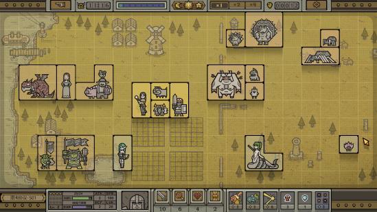 雷霆游戏又添独立游戏新作,快来组建你的方块《军团》!
