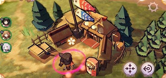 《万灵启源》6月9日开测!和风兽娘主题的养成RPG