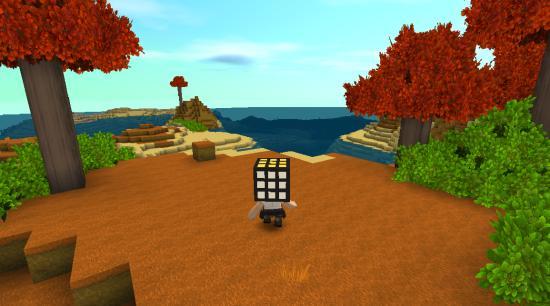 【爆料】迷你世界新版本抢先爆料 可以把武器背在身上的功能