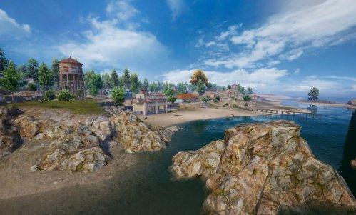 新版本爆料第一弹:建筑外观精致重做,海岛2.0绝美来袭!