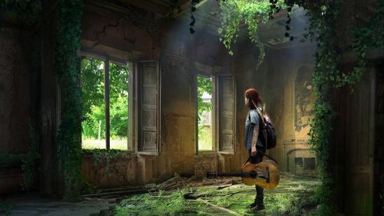 记《最后生还者》:聊聊游戏叙事艺术