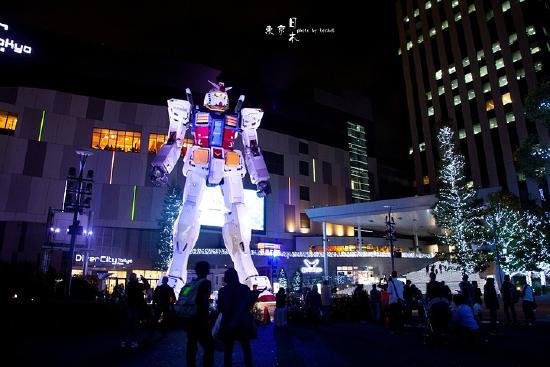 「Link・二次元」高达屹立于大地之上!巨型机甲雕塑巡礼