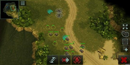《全球行动》7月22日将不删档上线!经典RTS玩法 微操才是王道