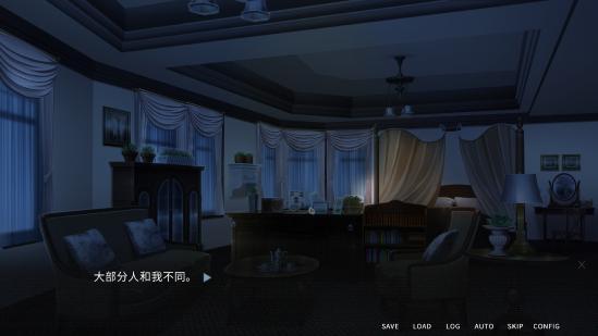STEAM特别好评,国产优质AVG恋爱游戏《他人世界末》感谢遇见!