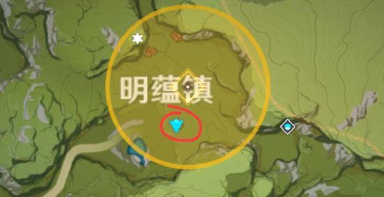 【原神】云蕴镇隐藏任务 『孤木孑立,无林可依』任务攻略