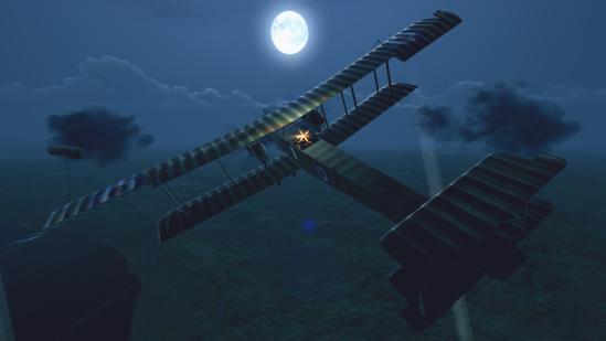 《决战长空》7月30日将上线试玩!Steam特别好评一战空战移植手游
