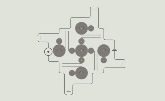 《治愈齿轮》鉴赏:机械与电路,极简美学下的工科浪漫