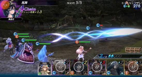 SEGA经典日系幻想RPG《零之逆转》8月28日开测!