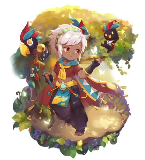 【新皮肤爆料】新皮肤丨森林之子即将登场!