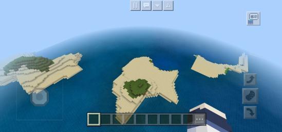 我的世界这几个地图种子玩过吗? 蜜蜂版本好玩种子推荐!