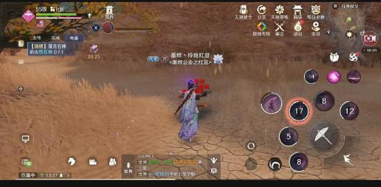 紫色锦鲤任务:五行藏真(土)
