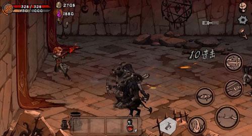 《异化之地》鉴赏:克苏鲁神话下的横版动作+Roguelike玩法