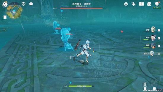 【BOSS攻略】新怪物纯水精灵机制详解