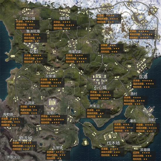 【新地图攻略】风骚卡点玩转山谷地图,王牌就这么简单!