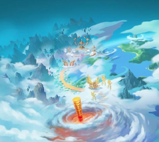 再遇天庭!新关卡新装备新版本 造梦无双天庭版本9月30日更新,震撼来袭!
