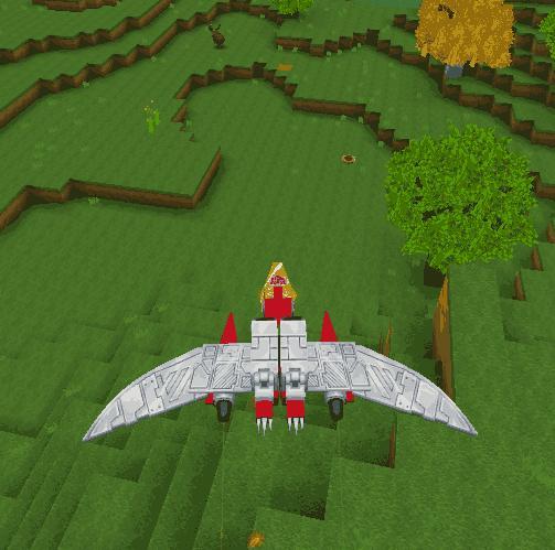 俯瞰世界!变形金刚飞标降临!
