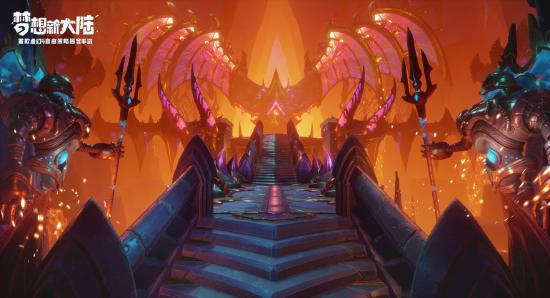 腾讯首款UE4回合制RPG手游《梦想新大陆》10月15日开启限量删档测试