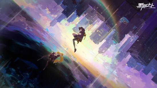 网易二次元DBG手游《黑潮之上》10月15日测试将启,无限体力,逆转世界!