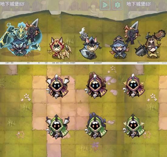 克苏鲁神话背景!轻战棋策略手游《巨像骑士团》10月13日上线
