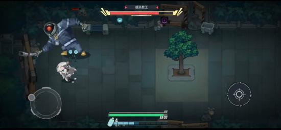 《映月城与电子姬》10.23日开测!纸片人风的Roguelike地牢射击玩过没?