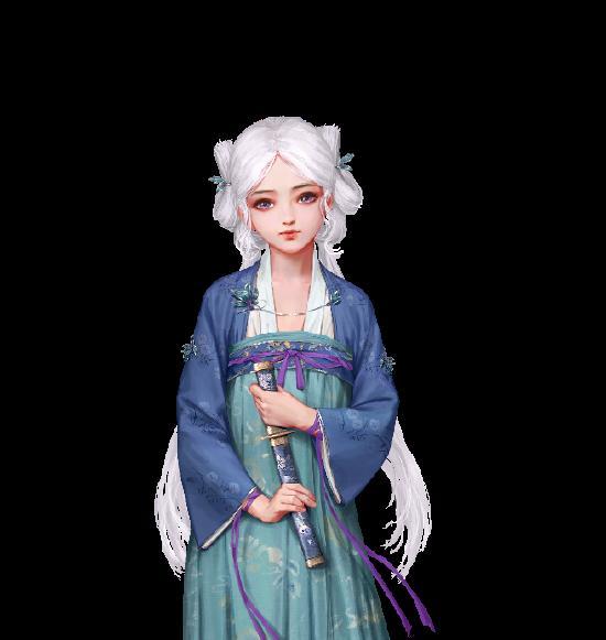 【探班美术】新角色设计曝光?阿月村花之名要保不住啦!