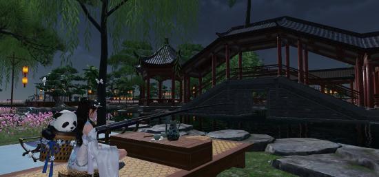 平民玩家首选,最美私人度假庄园。