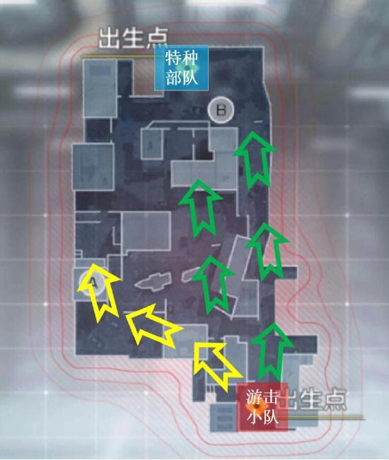 坠机之地爆破模式点位教程:4个实用的守包点位