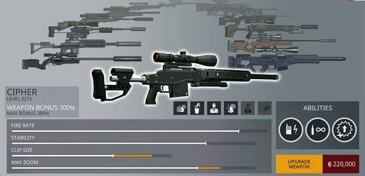 《代号47:狙击》将于11月3日开测!经典的特工潜行狙击玩法