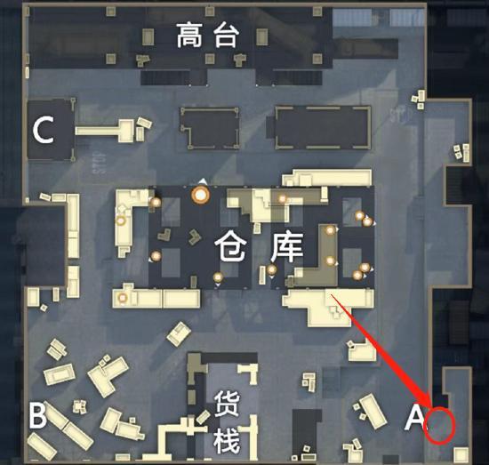 【新地图攻略】突变团竞不讲武德卡点位公开!内附海岛人凡学大赏,必看!
