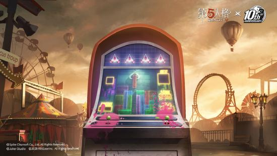 第五人格 X《槍彈辯駁1·2reload》:超高中級的遊戲玩傢——七海千秋