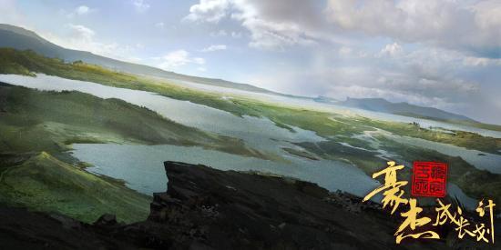 【爆料】《豪杰成长计划》场景爆料,带你领略豪杰风光!
