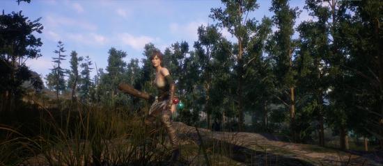 蜗牛游戏出品,RPG沙盒类生存游戏《黑暗与光明手游》12月16日开启首次测试