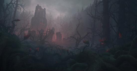 暗黑破坏神不朽――世界