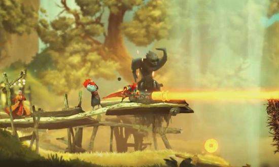 Steam移植手游《非常英雄》3月初上线!法国人制作的纯中国味游戏?
