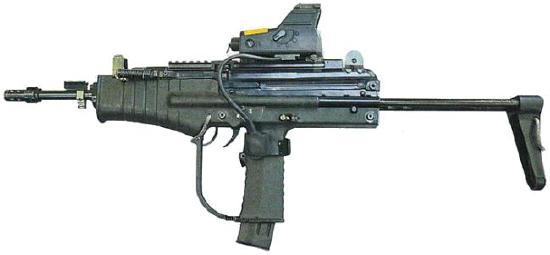 CODM枪械的前世今生,冲锋枪篇(下)