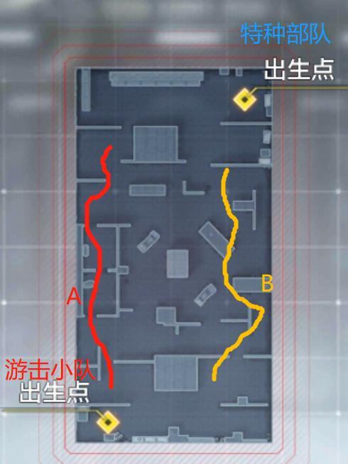【地图赛单】战斗小屋:麻雀虽小五脏俱全