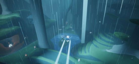 【攻略创作】适合带伞去的景点——观雨台