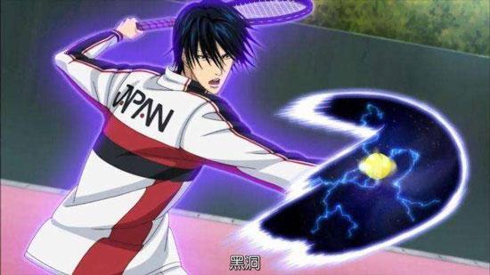 《新网球王子 RisingBeat》:我怎么也想不到网球题材也能做音游