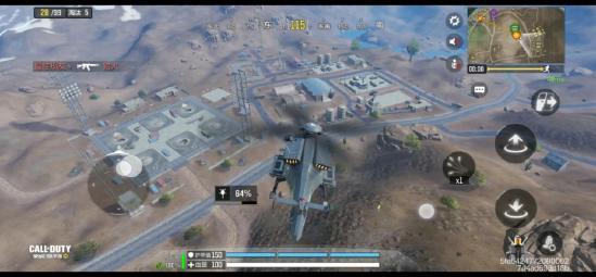 使命召唤手游:使命战场模式荒漠区域导弹井、汽车餐馆地图介绍