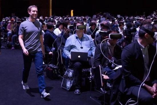 未来VR设备能做什么?也许是在游戏中听演唱会