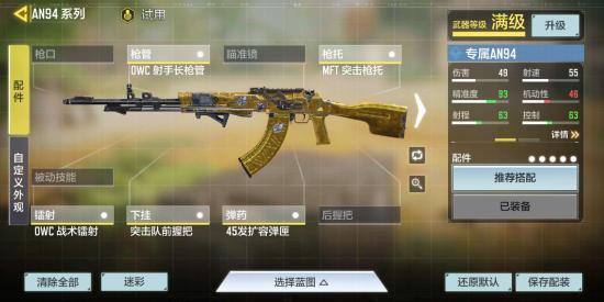 【攻略创作】AN94,国服唯一T0步枪全家桶(历史、配件、打法、讲解、评论区新人疑问解答)