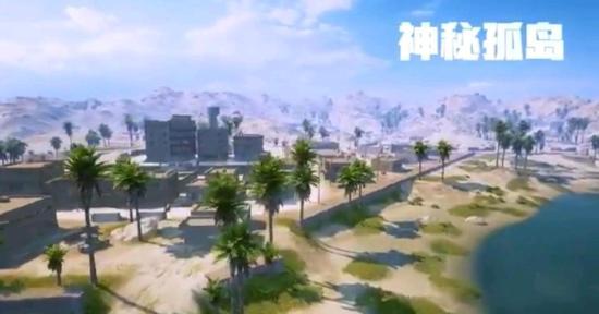 【攻略创作】九命:和平精英体验服更新黄金岛,新地图新模式,你期待么?